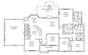 split ranch floor plans modern ranch house plans luxihome