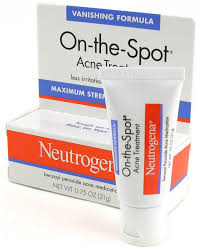 acne skin care neutrogena on the spot acne treatment review