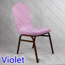 Chair Cover For Sale Violet Colour Lycra Chair Cover Top Cover Spandex Stretch Half