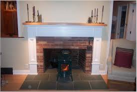 architecture modern double sided fireplace insert design fantastic