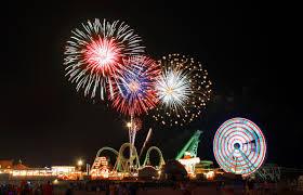 wildwood fireworks patrick parker realty bradley beach nj real