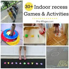 indoor recess for preschoolers