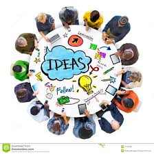 social networking an ideas concepts stock image image