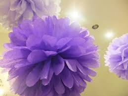 Pom Pom Decorations Mix Of 21 Tissue Paper Pom Pom Balls Party Decorations Wedding