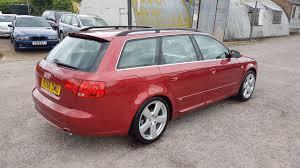 audi a4 avant 2 0tdi 170ps quattro s line estate diesel manual
