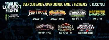 Bud Light River City Rockfest River City Rockfest Metal Anarchy