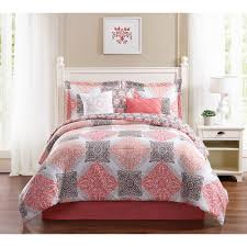 Colorful Queen Comforter Sets Studio 17 Mallory 7 Piece Queen Comforter Set Ymz006987 The Home