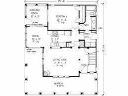 African House Plans Eplans Cottage House Plan Three Bedroom Cottage 1442 Square