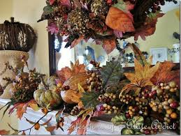 fall garland confessions of a plate addict elements and textures my