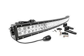 n fab rear fj cruiser light bar w or w out roof rack tfj4rlr