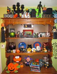 halloween villages goodwill hunting 4 geeks halloween countdown day 18 decorating