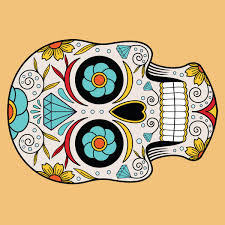Mexican Flag Tattoos Mexican Skull Tattoo
