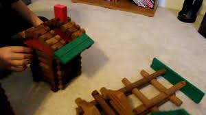 lincoln log hotel house built by a 7 year old the lighthouse lincoln log hotel house built by a 7 year old the lighthouse lady