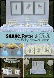 baby boy shower themes baby showers ideas for a boy 34 awesome boy baby shower themes