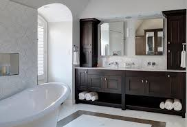 bathroom transitional bathroom designs modern double sink