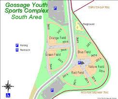 Colorado Springs Colorado Map by Goose Gossage Park Colorado Springs