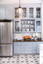 jamie at home kitchen design in jamie chung s vintage inspired kitchen makeover her tired