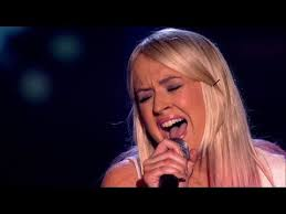 The Voice Blind Auditions 2013 The Voice Uk 2013 Leanne Jarvis Performs U0027stay With Me Baby