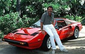 tom selleck 308 the car was the the best of tv drama motors telegraph