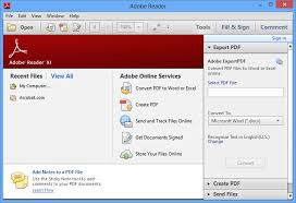 adobe acrobat software free download full version adobe acrobat xi professional free download full pc software my