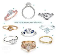wedding ring styles jewelers jewelry insurance engagement ring styles and