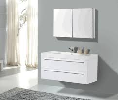 Stainless Steel Mirrored Bathroom Cabinet by Modern Bath Cabinets Cool Furniture Wooden Storage Cabinet