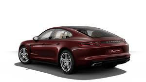 porsche family car new 2018 porsche panamera 4