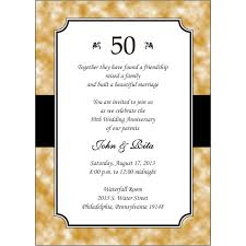 You Are Invited Card Personalized Anniversary Invitations Personalised Anniversary