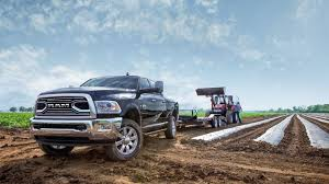 2017 ram 2500 heavy duty trucks capability u0026 performance