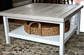coffee table reclaimed wood coffee table nested weathered gray