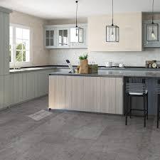 ambient vinyl flooring grey slate amcl40034 hamiltons