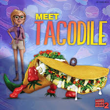 cloudy chance meatballs 2 tacodile recipe foodimals
