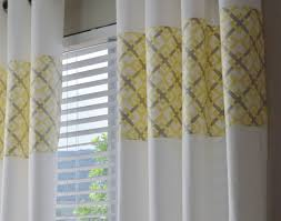 Kitchen Curtains Designs by Yellow Curtains Walmart Home Design Ideas And Pictures