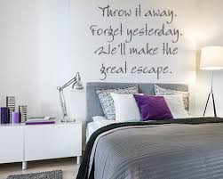 bedroom wall stickers stickers for bedrooms