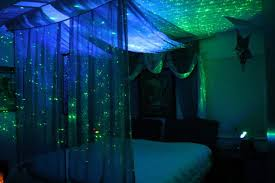 Light Show For Bedroom Transform Your Bedroom Into A Mystical Boudoir With Fabrics And