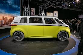 report volkswagen microbus based on i d buzz concept lands in