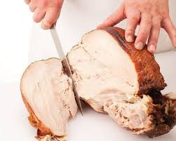 how to carve a turkey with step by step photos huffpost