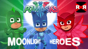 pj masks moonlight heroes ios android gameplay review