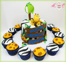jungle baby shower cakes baby shower graduation cther celebration cakes from heavenly