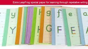 paper to write letters leapfrog toys read and write learn to write letters toy review leapfrog toys read and write learn to write letters toy review