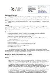 xwiki manual es