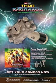 shaw theatres get your special marvel s thor ragnarok facebook