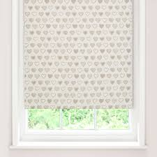 bathroom blind ideas country hearts blackout roller blind dunelm best blackout