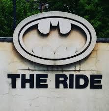 Six Flags Symbol Adventures Of A Batman Fan U2013 Part One Wandering Nerdgirl
