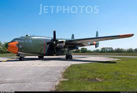 Fairchild Mm52 6020 Fairchild C 119g Flying Boxcar Italy Air Force