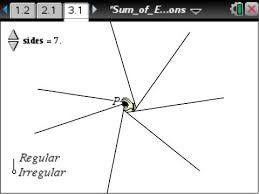 Interior Exterior Angles Sum Of Interior Exterior Angles Of A Polygon Easing The Hurry