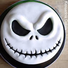 simple halloween cakes jack skellington cake cake by kasserina cakes christmas cakes