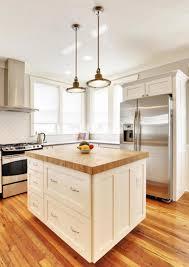 kitchen islands butcher block top impressive white kitchen island with butcher block top home design