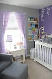Bedroom Design Purple And Grey Best 25 Nursery Purple Ideas Only On Pinterest Purple