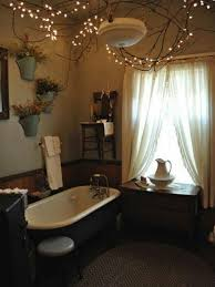 Lighting In Bathroom by Fairy Lights Bathroom Google Search Stuff Pinterest Light